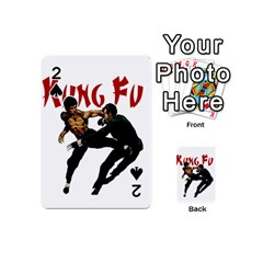 Kung Fu  Playing Cards 54 (Mini)