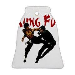 Kung Fu  Bell Ornament (Two Sides)