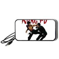 Kung Fu  Portable Speaker (Black)