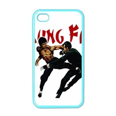 Kung Fu  Apple iPhone 4 Case (Color)