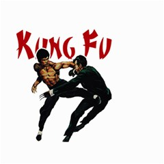Kung Fu  Small Garden Flag (Two Sides)