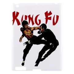 Kung Fu  Apple iPad 3/4 Hardshell Case