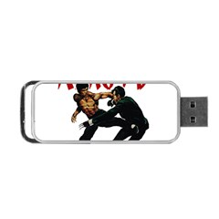 Kung Fu  Portable USB Flash (One Side)