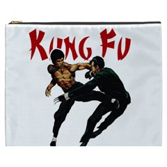 Kung Fu  Cosmetic Bag (XXXL)