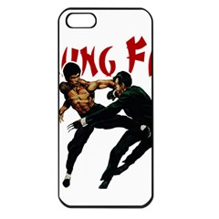 Kung Fu  Apple iPhone 5 Seamless Case (Black)