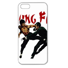 Kung Fu  Apple Seamless iPhone 5 Case (Clear)