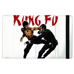 Kung Fu  Apple iPad 3/4 Flip Case