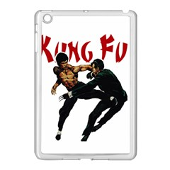 Kung Fu  Apple iPad Mini Case (White)