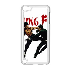 Kung Fu  Apple iPod Touch 5 Case (White)