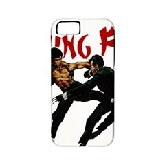 Kung Fu  Apple iPhone 5 Classic Hardshell Case (PC+Silicone)