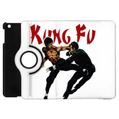 Kung Fu  Apple iPad Mini Flip 360 Case