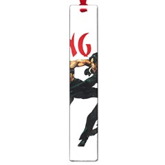 Kung Fu  Large Book Marks
