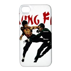 Kung Fu  Apple iPhone 4/4S Hardshell Case with Stand