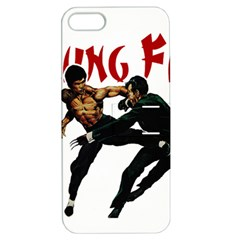 Kung Fu  Apple iPhone 5 Hardshell Case with Stand