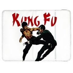 Kung Fu  Samsung Galaxy Tab 7  P1000 Flip Case