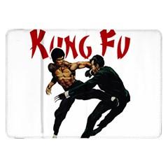 Kung Fu  Samsung Galaxy Tab 8.9  P7300 Flip Case