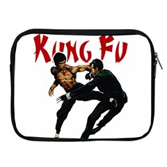 Kung Fu  Apple iPad 2/3/4 Zipper Cases