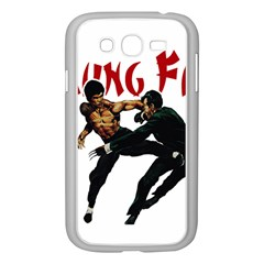 Kung Fu  Samsung Galaxy Grand DUOS I9082 Case (White)