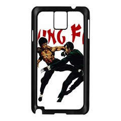 Kung Fu  Samsung Galaxy Note 3 N9005 Case (Black)