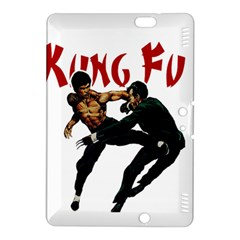 Kung Fu  Kindle Fire HDX 8.9  Hardshell Case