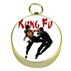 Kung Fu  Gold Compasses