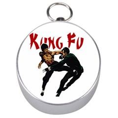 Kung Fu  Silver Compasses