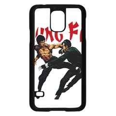 Kung Fu  Samsung Galaxy S5 Case (Black)
