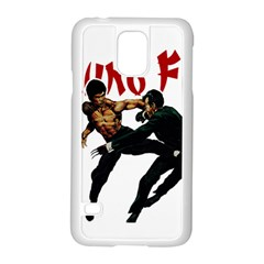 Kung Fu  Samsung Galaxy S5 Case (White)