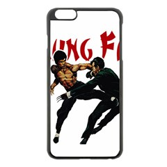 Kung Fu  Apple iPhone 6 Plus/6S Plus Black Enamel Case