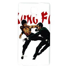 Kung Fu  Galaxy Note 4 Back Case