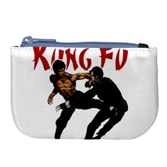 Kung Fu  Large Coin Purse