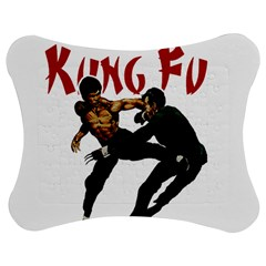 Kung Fu  Jigsaw Puzzle Photo Stand (Bow)