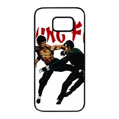 Kung Fu  Samsung Galaxy S7 edge Black Seamless Case