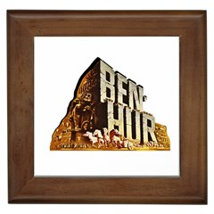 Ben Hur Framed Tiles