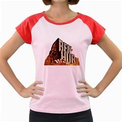 Ben Hur Women s Cap Sleeve T-Shirt