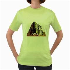 Ben Hur Women s Green T-Shirt