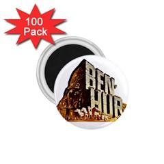 Ben Hur 1.75  Magnets (100 pack)