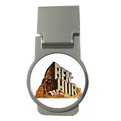 Ben Hur Money Clips (Round)