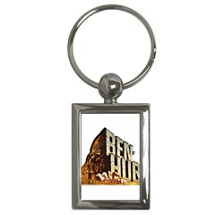 Ben Hur Key Chains (Rectangle)