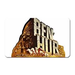 Ben Hur Magnet (Rectangular)