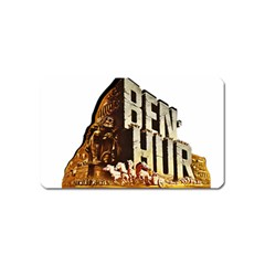 Ben Hur Magnet (Name Card)