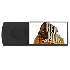 Ben Hur USB Flash Drive Rectangular (1 GB)
