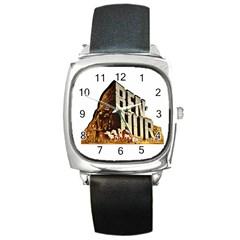 Ben Hur Square Metal Watch