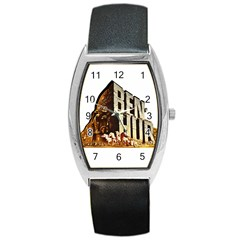 Ben Hur Barrel Style Metal Watch