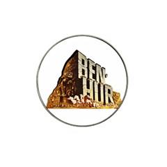 Ben Hur Hat Clip Ball Marker