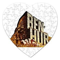 Ben Hur Jigsaw Puzzle (Heart)