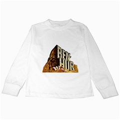 Ben Hur Kids Long Sleeve T-Shirts