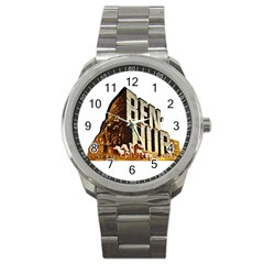 Ben Hur Sport Metal Watch