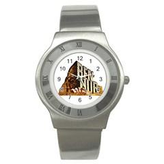 Ben Hur Stainless Steel Watch