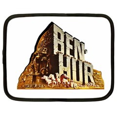 Ben Hur Netbook Case (Large)